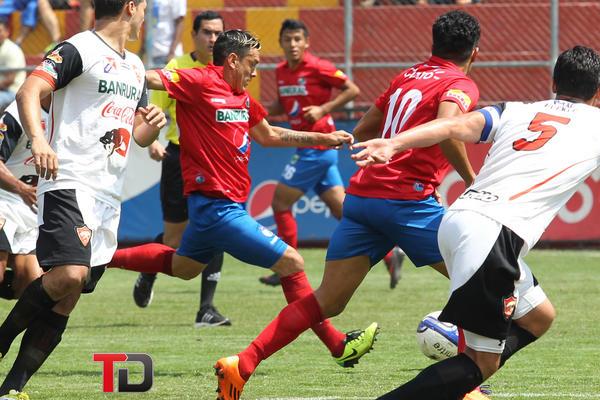 Mario Rodríguez se distinguió siempre por su carácter fuerte. (Foto Prensa Libre: Hemeroteca PL)