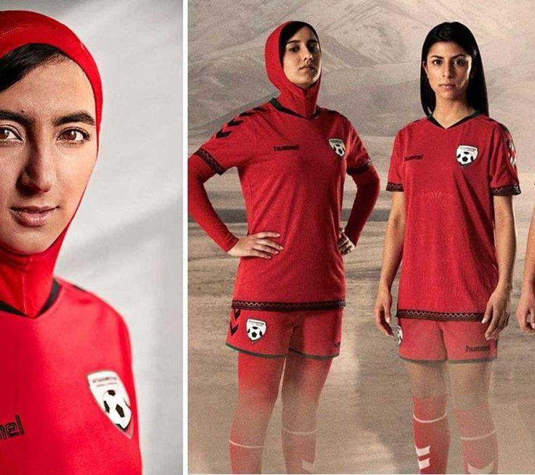 Se encuentra en investigación posibles abusos a jugadoras de la selección de futbol femenino de Afganistán. (Foto Prensa Libre: Redes)