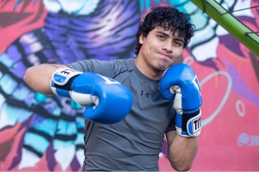 Léster Martínez tuvo un brillante año y ahora se enfoca en lograr el boleto a los Panamericanos de Lima. (Foto Prensa Libre: Juan Diego González).