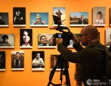 El Concurso Internacional de Fotoperiodismo Andréi Stenin ayuda a jóvenes a impulsar su trabajo a nivel internacional. (Foto Prensa Libre: cortesía de Rossiya Segodnya)