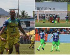 El fin de semana se disputó la jornada 7 del Apertura 2017, que dejó un total de 15 goles. (Foto Prensa Libre: Hemeroteca)