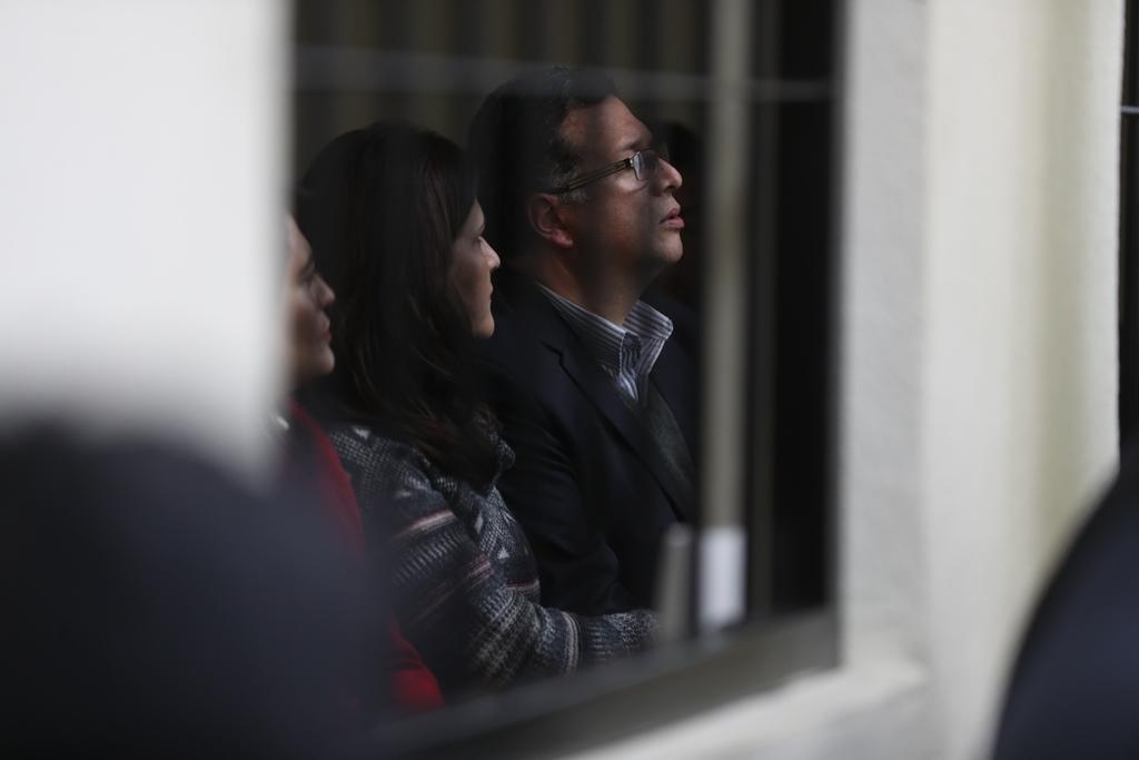 Ligan a proceso a Mito Barrientos, cuatro exediles y siete constructores acusados de corrupción