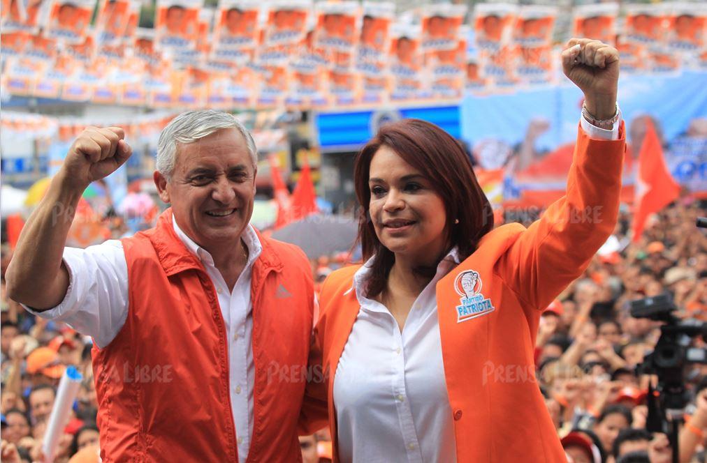 Partido Patriota será cancelado por financiamiento ilícito