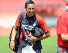 Claudio Albizuris comparte con Tododeportes de Prensa Libre su opinión con respecto al futuro en el futbol. (Foto Prensa Libre: Hemeroteca PL).