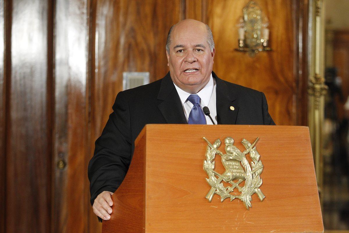 Julio Ligorría tiene orden de captura girada por un juzgado guatemalteco desde julio de 2017. (Foto Prensa Libre: Hemeroteca PL)