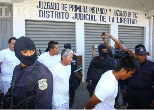 Lancheros del <em>Fantasma</em> viajaron siete veces con droga a Guatemala