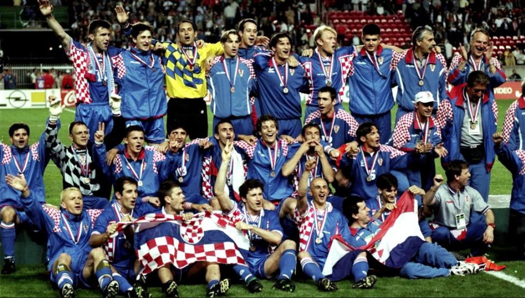 ¿Qué futbolista croata quiere vender la medalla de bronce del Mundial de Francia 1998?