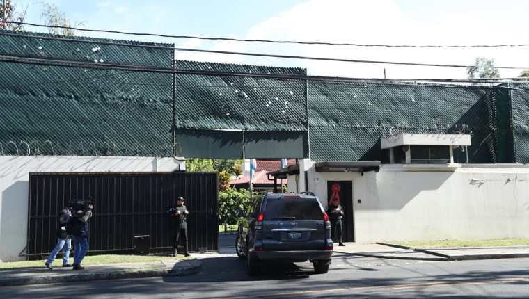 Los investigadores de la Cicig se encuentran fuera del país, de vacaciones, mientras que este viernes se cumple el plazo de que abandonaran el país. (Foto Prensa Libre: Esbin García)