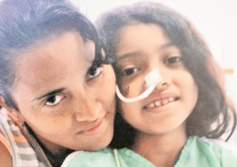 Madre de niña sobreviviente de cáncer envía mensaje de ánimo