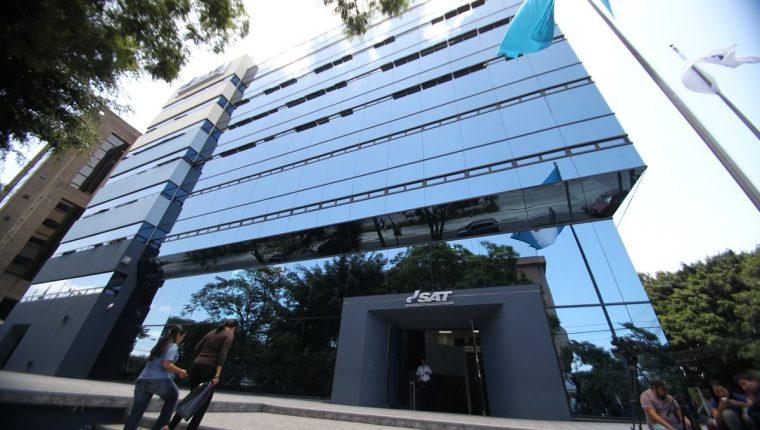 La SAT tendrá acceso directo a la información bancaria de los tributantes. (Foto Prensa Libre: Hemeroteca PL)