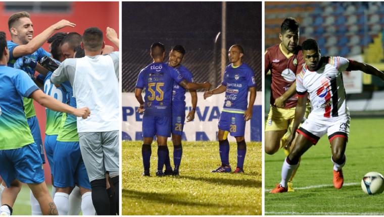 Los equipos de Mixco, Quiché y Cobán dejaron una buena imagen. (Foto Prensa Libre: Eduardo Sam Chun y Mike Castillo)