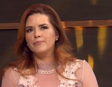 Alicia Machado reveló intimidades de su relación con Luis Miguel (Foto Prensa Libre: Hoy / Televisa).