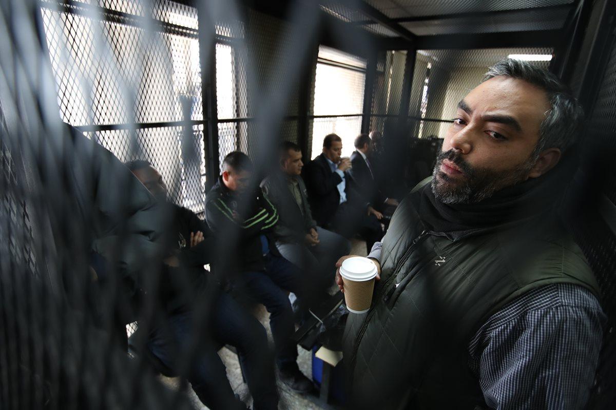 Caja de Pandora   Envían a prisión preventiva a 10 sindicados del caso