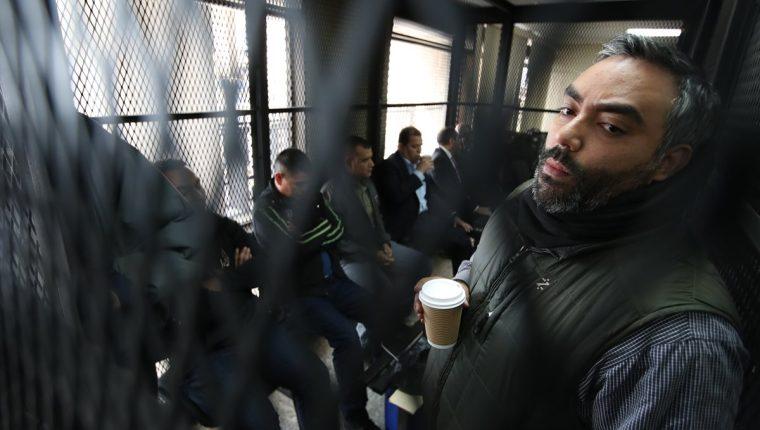 Luis Lima es uno de los 13 sindicados que quedó procesado por el caso Caja de Pandora. (Foto: Hemeroteca PL)