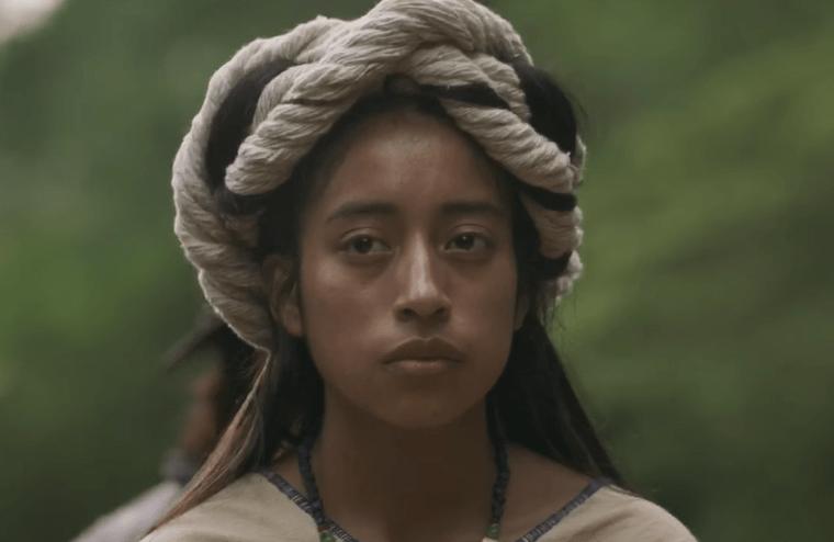 María Mercedes Coroy es protagonista de una producción mexicana
