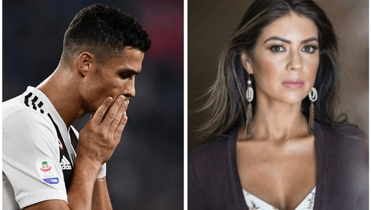 Cristiano Ronaldo es acusado por la exmodelo Kathryn Mayorga de violación en el 2009, en Las Vegas. (Foto Prensa Libre: Der Spiegel y AFP)