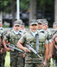 El Ejército ha celebrado en la Brigada Militar Mariscal Zavala desde hace nueve años. (Foto Prensa Libre. Hemeroteca PL)