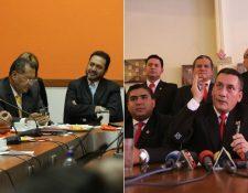 Poco a poco Líder pasó de ser un opositor a un grupo alineado a los intereses del oficialismo. (Foto Prensa Libre: Hemeroteca PL)