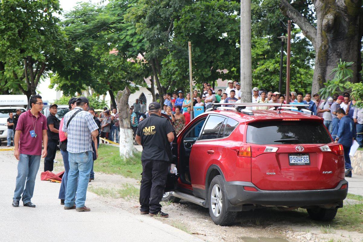 Ataque armado deja un abogado fallecido en Santa Elena
