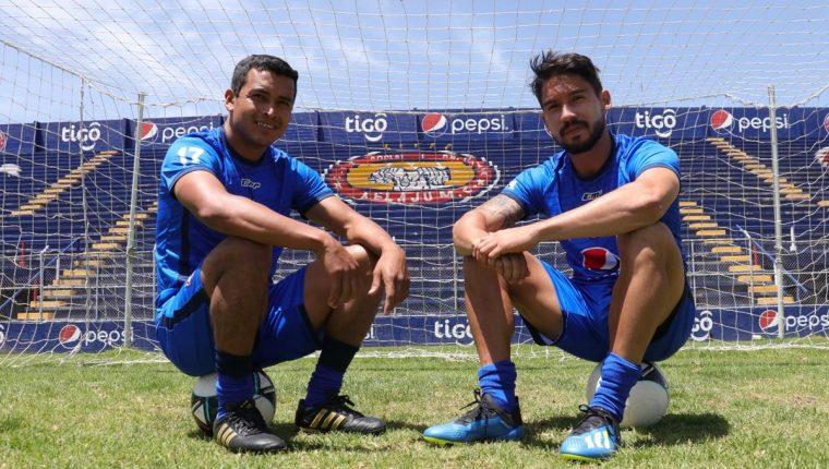 Xelajú MC tiene el objetivo de superar el subcampeonato obtenido en el Clausura 2018. (Foto Prensa Libre: Raúl Juárez)