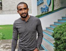 Fredy Thompson buscaba quitarse la dura suspensión de seis meses que pesa sobre él. (Foto Prensa Libre: Edwin Fajardo).