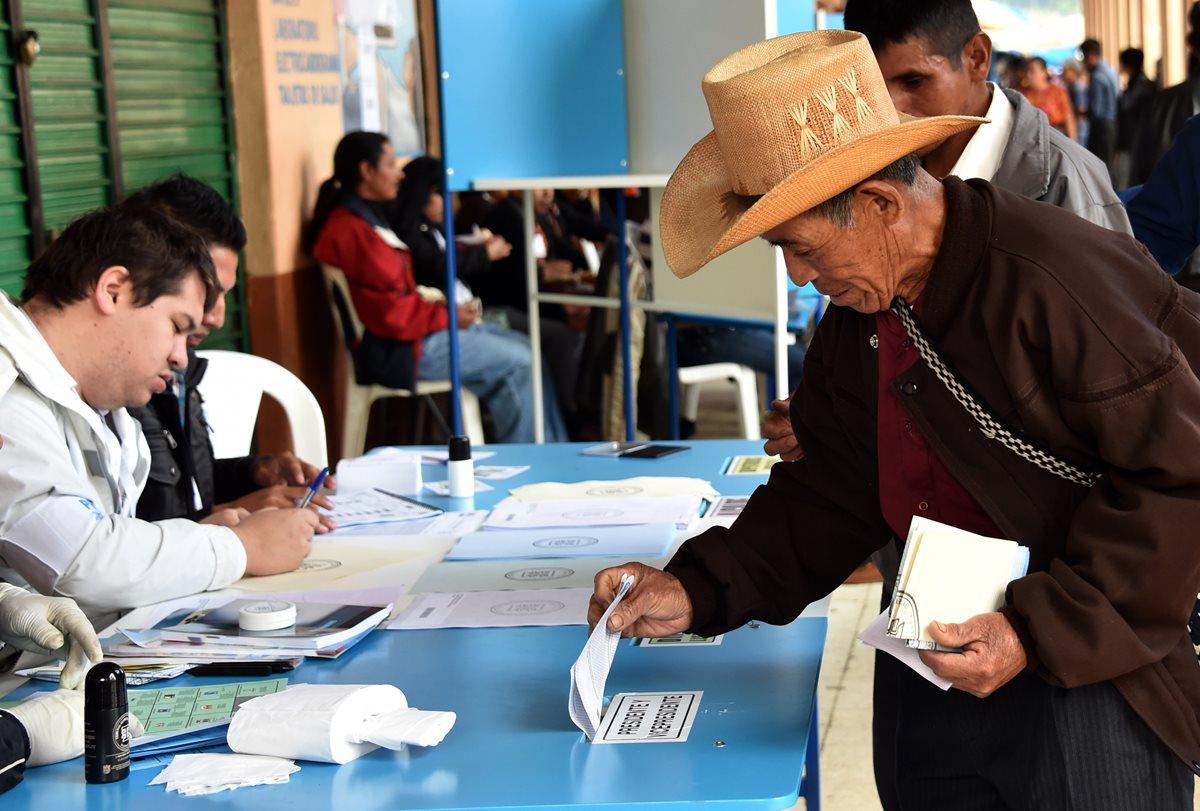 Congreso enfrenta nueva prueba con las reformas electorales