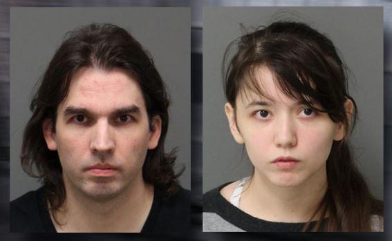 Steven Pladl, de 42 años, y Katie Pladl, de 20, están acusado de incesto y adulterio. (Foto del sitio CBS)
