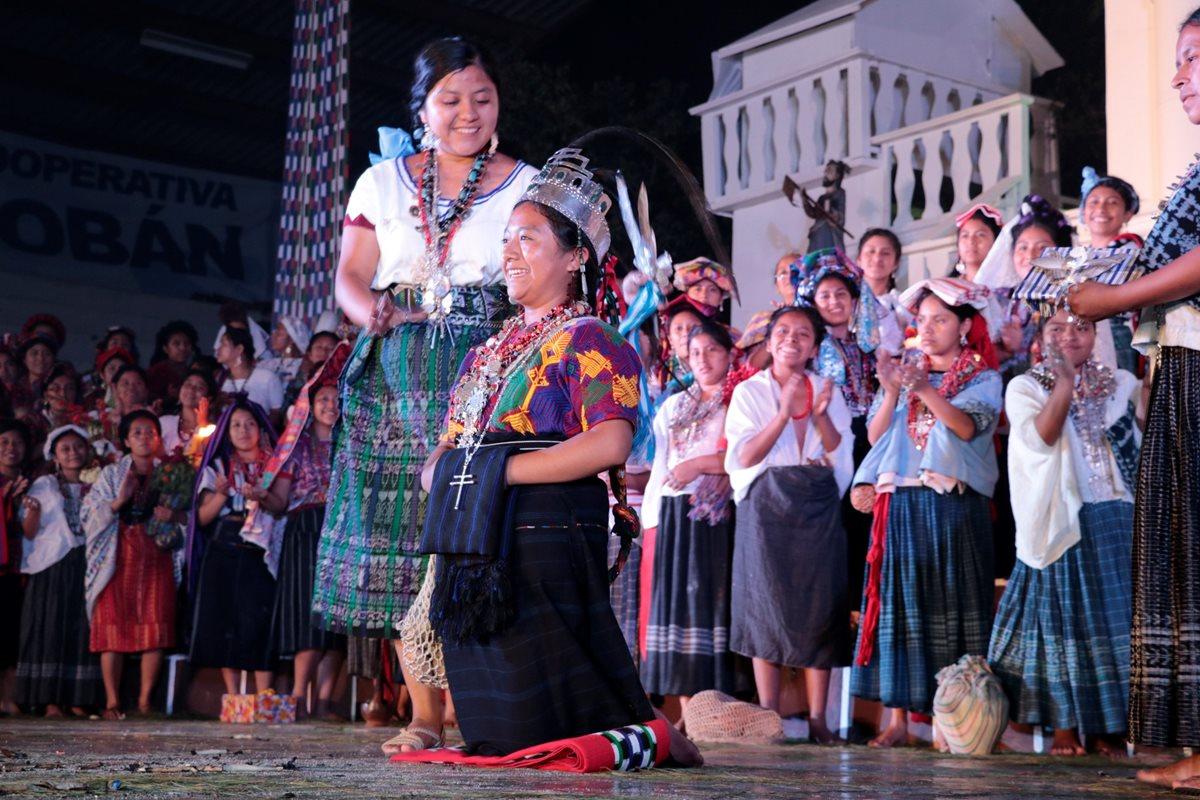 Representante de Concepción Chiquirichapa gana certamen de Rabín Ajaw