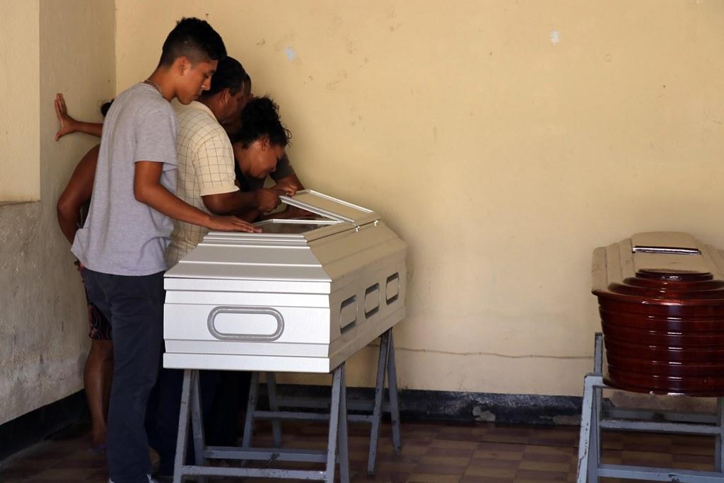 Encuentran cuerpos de madre e hijo asesinados en Asunción Mita