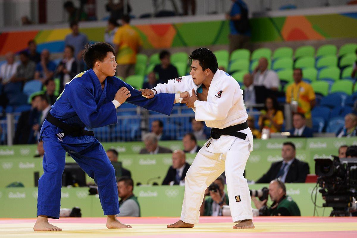 """Ramos """"el judo te enseña a levantarte no importa lo duro que caigas"""""""