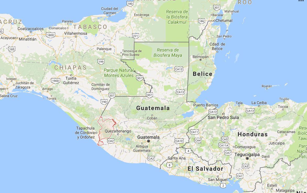 Sismo remece a México y también se sintió en parte del territorio guatemalteco