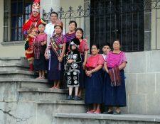 La agrupación de danza folclórica buscará representar las tradiciones de Olintepeque, Quetzaltenango (Foto Prensa Libre: Carlos Ventura).