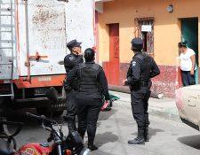 Un repartidor de gas murió baleado esta semana en la zona 10 de Mixco en un ataque de pandillas que cobran extorsiones. (Foto Prensa Libre: Hemeroteca PL)