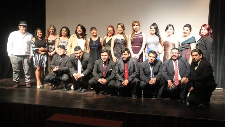 El miércoles se estrenó la película guatemalteca Pasajero. (Foto Prensa Libre: José Ochoa)