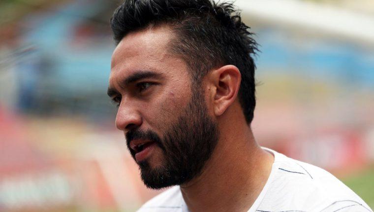 Carlos Kamiani Félix podría ser el refuerzo en la delantera de Xelajú MC. (Foto Prensa Libre: Hemeroteca PL)