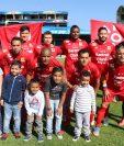 Rosario FC deja de ser equipo de la Primera División de Guatemala. (Foto Prensa Libre: Raúl Juárez)