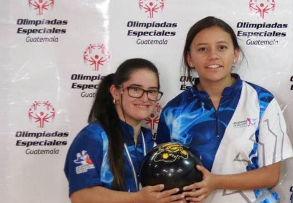 Éricka Fonseca Arriola y Sofía Figueroa —atleta unificada— están clasificadas para los Juegos Mundiales de Olimpiadas Especiales, los cuales se celebrarán en Abu Dhabi el próximo año.