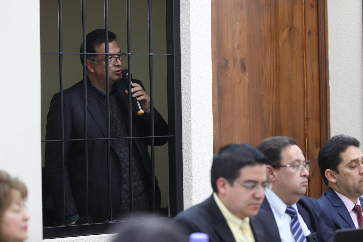 Jorge Rolando Barrientos Pellecer fue alcalde de Quetzaltenango durante tres periodos del 2008 al 2016. (Foto Prensa Libre: Hemeroteca PL)