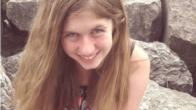 La menor estuvo desaparecida desde el 15 de octubre pasado. BARRON COUNTY SHERIFF'S DEPARTMENT