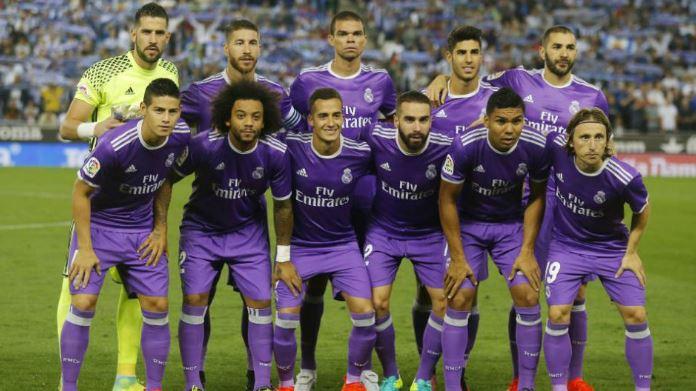 El Real Madrid jugará de morado la final de la Champions contra la  Juventus. ( ea1e5fa1d0f1d