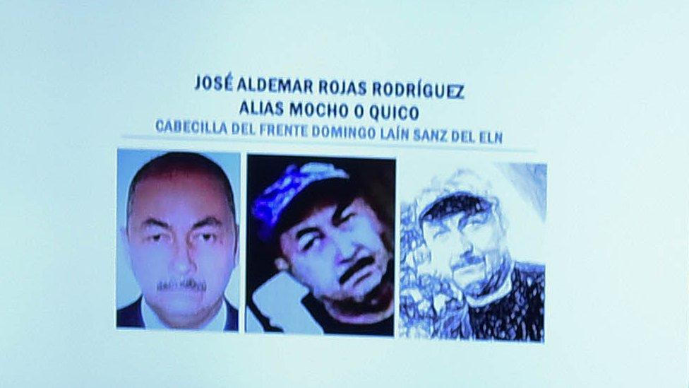 """Atentado en Bogotá: quién era José Aldemar Rojas Rodríguez """"El Mocho"""", el hombre que el gobierno colombiano señala como responsable del atentado en la Escuela de Policía General Santander"""