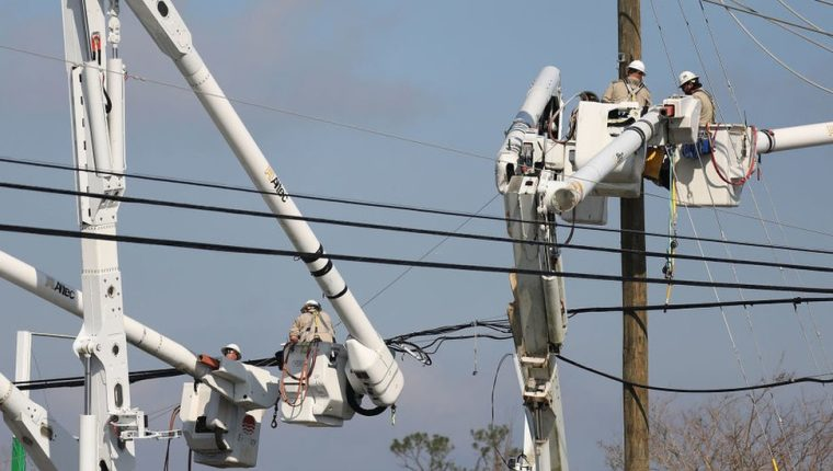 Varios países de Centroamérica se vieron afectados por el apagón.