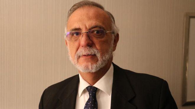 """Iván Velásquez cree que """"el financiamiento electoral ilícito continúa"""" en Guatemala. BBC MUNDO"""