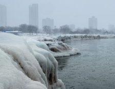Se espera que en Chicago que las bajas temperaturas batan récords.