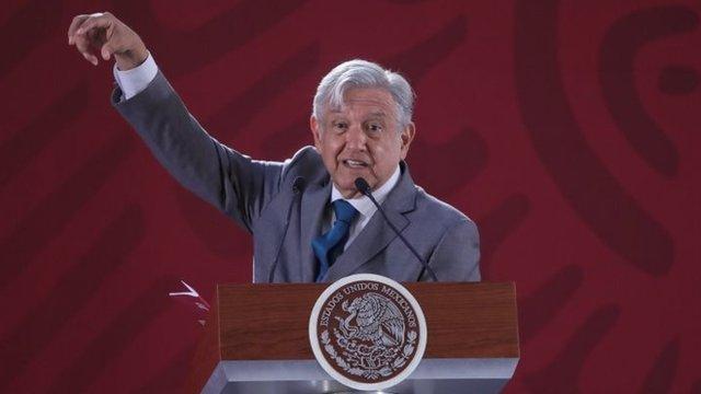 El presidente mexicano criticó a Fitch en su conferencia matinal.
