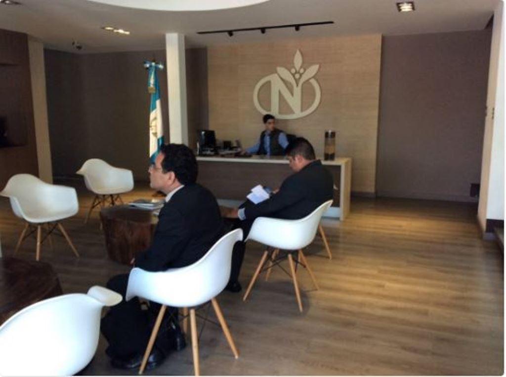 SAT interviene empresa exportadora de Café