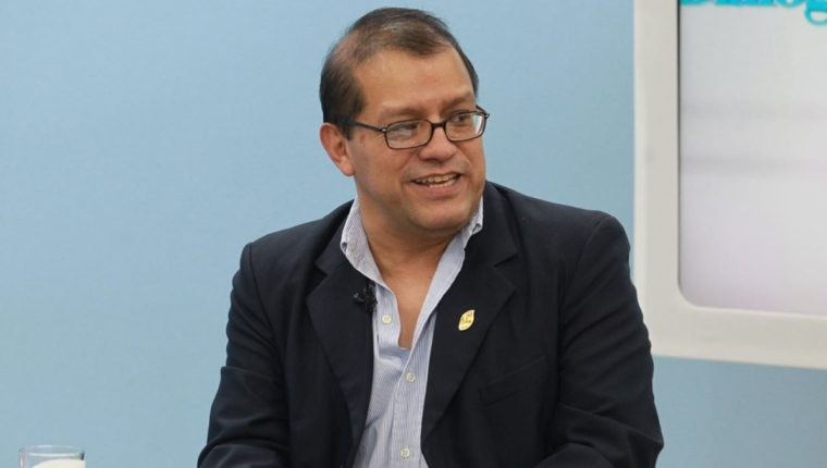 Raúl Maas, director del Iarna, que forma parte de la Universidad Rafael Landívar. (Foto, Prensa Libre: Hemeroteca PL)