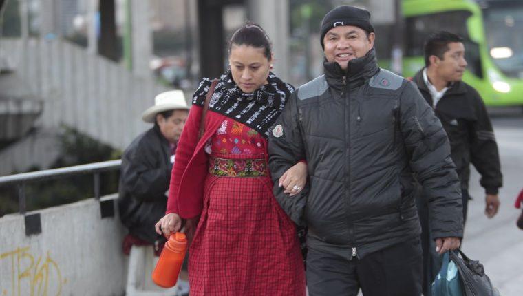 La temporada fría será normal, según los pronósticos oficiales. (Foto Prensa Libre: Hemeroteca PL)