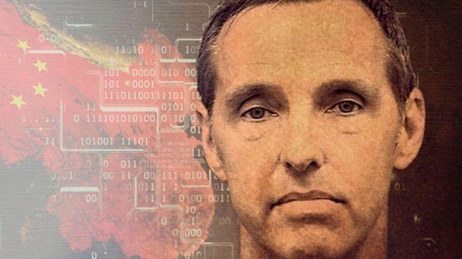 Kevin Mallory trabajó como oficial de la Agencia Central de Inteligencia (CIA) POLICE HANDOUT