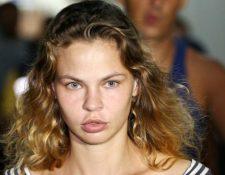 """Rybka se declaró culpable de practicar """"entrenamientos sexuales"""" sin autorización, por lo que fue deportada de Tailandia. REUTERS"""